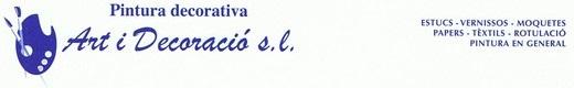 PINTURES ART I DECORACIO ANDORRA PINTURA DECORATIVA  ESTUCS VERNISSOS MOQUETES PAPERS TEXTILS RETULACIÓ –   PINTURA EN GENERAL    Art i Decoració C/del Tremat, núm.4  Tel./Fax: +376834427 Mòbil: +376328027 Encamp (Principat d´Andorra) Pintures Art i Decoració Andorra és una empresa de pintors que presta serveis de pintura al Principat d'Andorra i França. Realitzem tot tipus de treballs de pintura en l'àmbit particular i industrial. Som una empresa familiar amb més de 25 anys d'experiència en el sector de la pintura. Cuidem tots els nostres acabats, ja que ens exigim el màxim per aconseguir la plena satisfacció dels nostres clients. Amb nosaltres no hi haurà sorpreses, ja que els nostres pressupostos són tancats i amb garantia en totes les nostres feines. Apliquem els millors materials per cada tipus de superfície allargant la vida del repintat amb el qual aconseguim un gran estalvi. Si vol un pressupost de pintura, contacti amb nosaltres per realitzar-li un estudi dels treballs a realitzar, no te importància si és una simple paret o una tasca de majors dimensions. PINTURA DECORATIVA i INDUSTRIAL Fa més de 25 anys que estem en el sector de la pintura i podem oferir un assessorament tècnic en el camp de la pintura industrial i decorativa. Apliquem tot tipus de pintura: plàstica, poliuretans, clorocautxús, ignifugues, etc. També oferim el servei de col·locació de paper, moquetes, suros, paviments, paviments continuo, micro ciments, etc. El nostre principal objectiu és la plena satisfacció del client per això, els nostres acabats són sempre excel·lents.