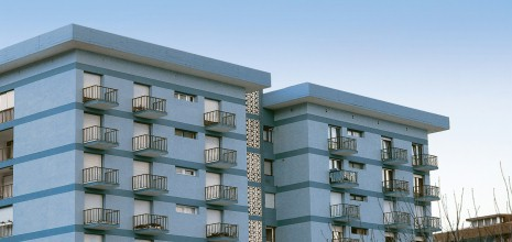 La rehabilitación de fachadas es el trabajo más técnico al que se enfrenta el pintor profesional.