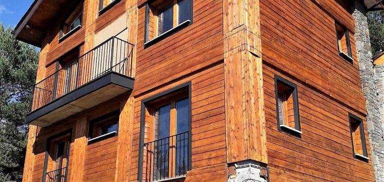 La fusta exterior està exposada a múltiples agents que la poden deteriorar